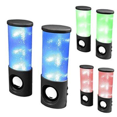 Динамик «Light Wave» с подсветкой