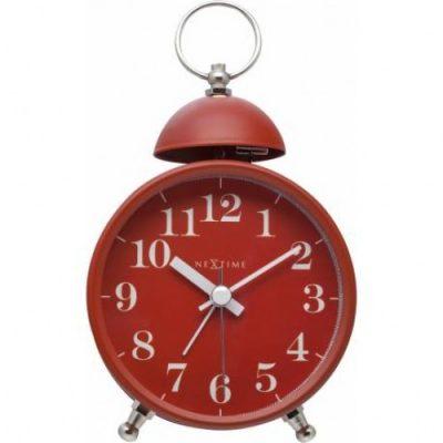 Будильник «Single Bell», красный 9.6 x 16.5 см
