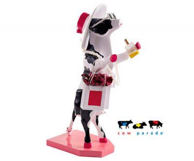 Коллекционная статуэтка корова Alphadite Godde