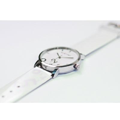 Часы наручные «Dropped» Ø4,5 см