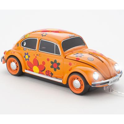 Мышка компьютерная «VW Beetle Flower»