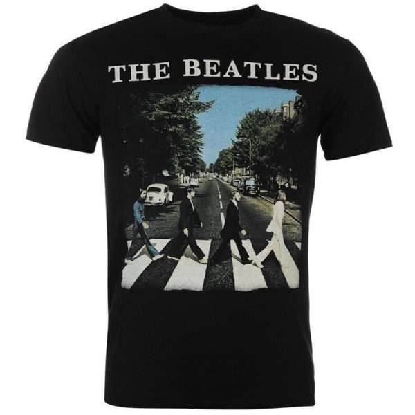 Футболка Official «The Beatles: Abbey Road» m