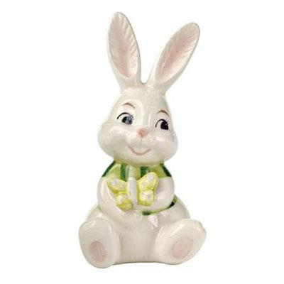 Статуэтка «Кролик с бабочкой»