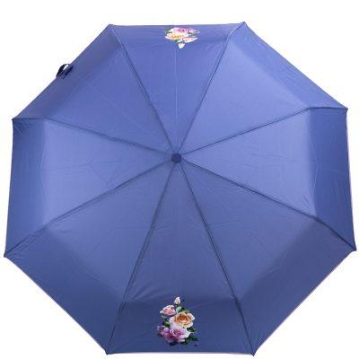 Зонт женский механический компактный ART RAIN (ZAR3512-79)