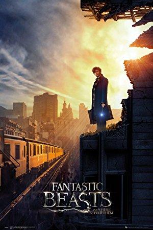 Постер «Fantastic Beasts (Dusk)» 61 x 91,5 cм