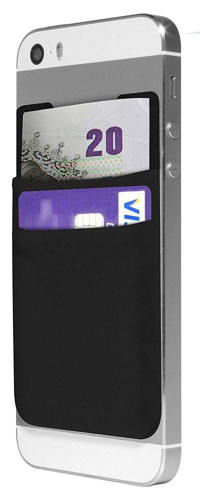 Чехол-кошелек для телефона «Classic», черный