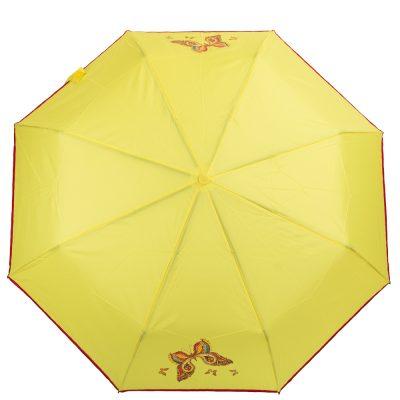 Зонт женский механический компактный облегченный ART RAIN (ZAR3511-9)