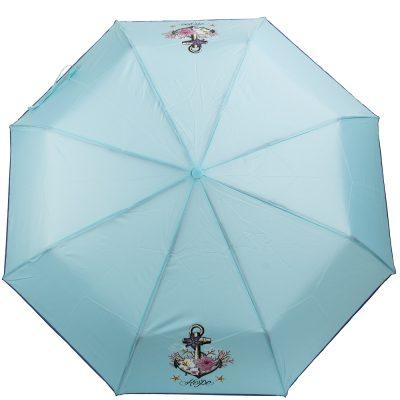 Зонт женский механический компактный ART RAIN (ZAR3512-75)