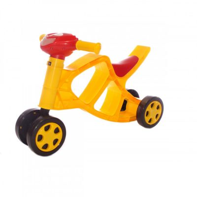 Детский беговел-минибайк Doloni Toys со звуком (0137/03)