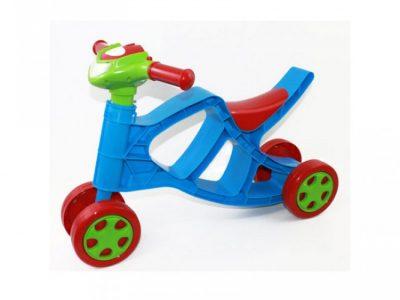 Детский беговел-минибайк Doloni Toys со звуком (0137/02)