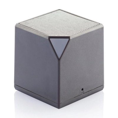 Bluetooth-динамик Куб, серый