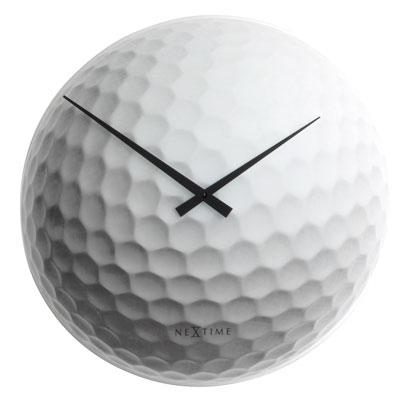 Часы настенные «Гольф» Ø30 см
