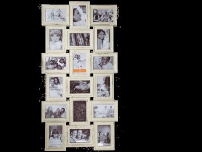 Фоторамка «Винтаж» на 18 фото