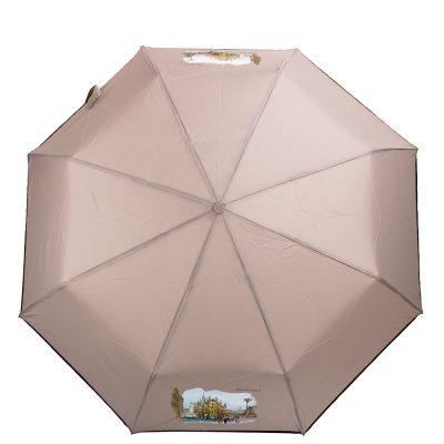 Зонт женский механический компактный ART RAIN (ZAR3512-83)