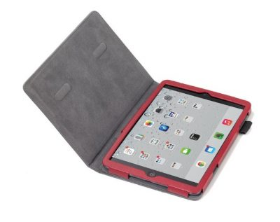 Футляр Colori red step для iPad