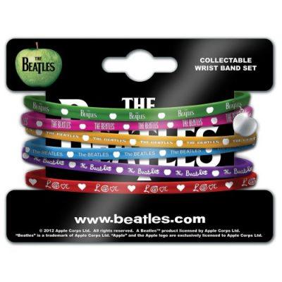Набор браслетов «The Beatles»
