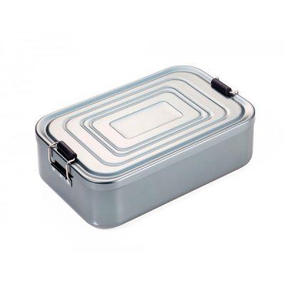 Коробка для ланча XL алюминиевая