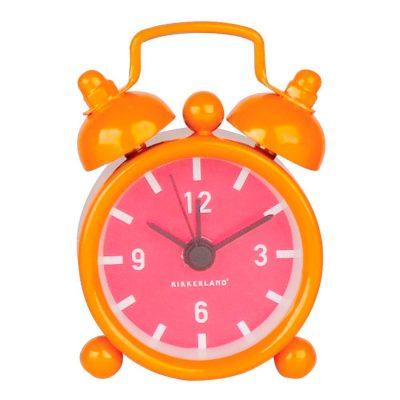 Часы-брелок «Мини будильник», желтый