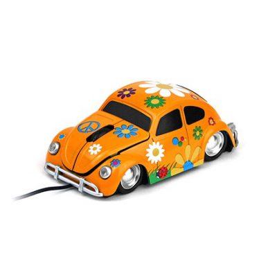 Компьютерная мышь «Orange Flower»