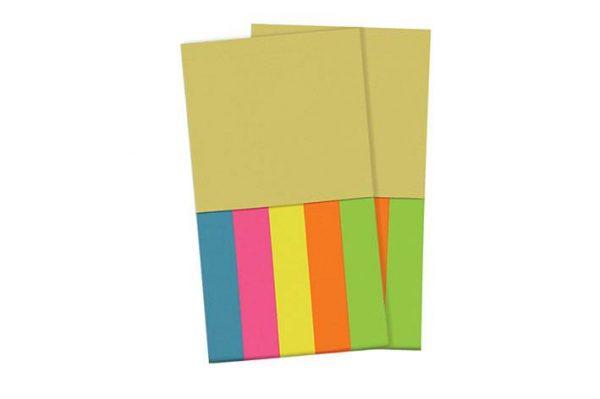 Набор липкой бумаги Sticky note refill 2шт