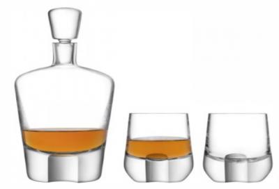 Набор для виски «Whisky Cut» 900 мл + 250 мл