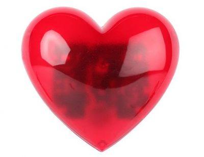 Сердечный звуковой модуль «Kissing Love Tester»