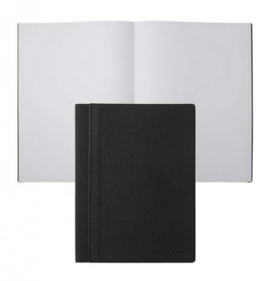Блокнот A6 Advance Fabric Dark Grey