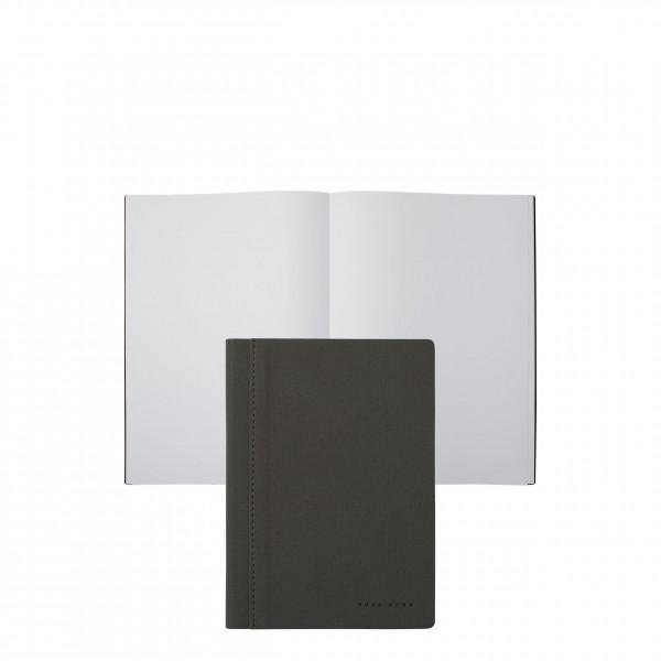 Блокнот A6 Advance Fabric Light Grey
