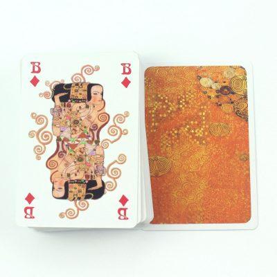 Игральные карты «Климт»