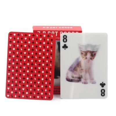 Игральные карты «3D Котики»