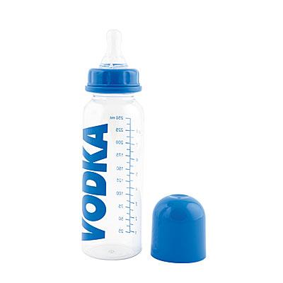 Бутылочка «Водка», синяя