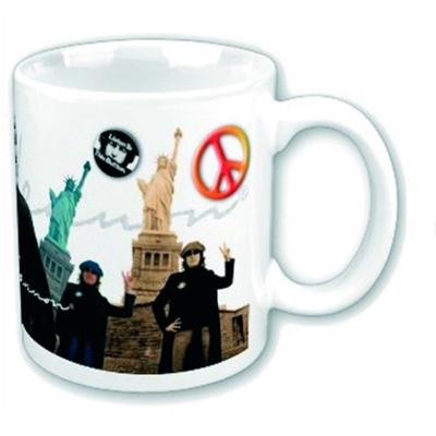 Кружка «John Lennon-Peace & Liberty»