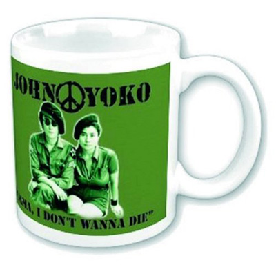 Кружка в коробке «John and Yoko»