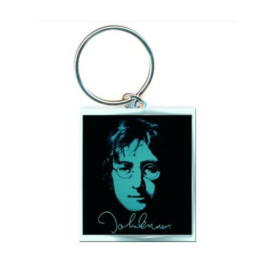 Брелок «John Lennon-Photo Print»