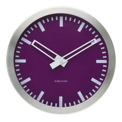 Часы настенные «Splash XL» Ø60 см