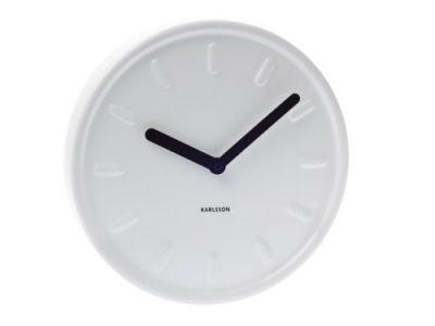Часы настенные «Ceramic station» Ø29 см