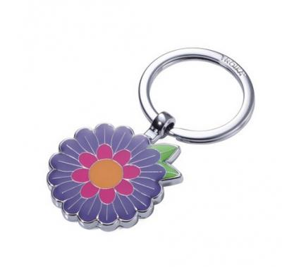 Брелок Flora, фиолетовый
