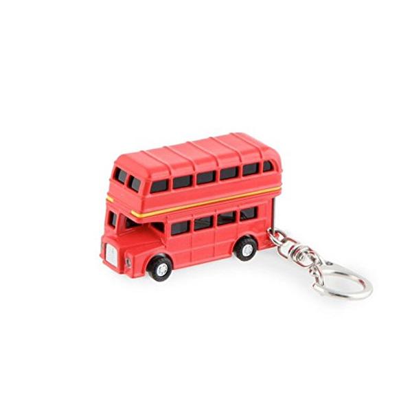 Брелок с подсветкой «Лондонский автобус»