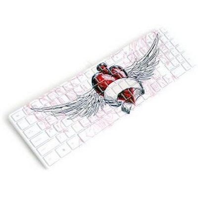Клавиатура компьютерная «UK Heart»
