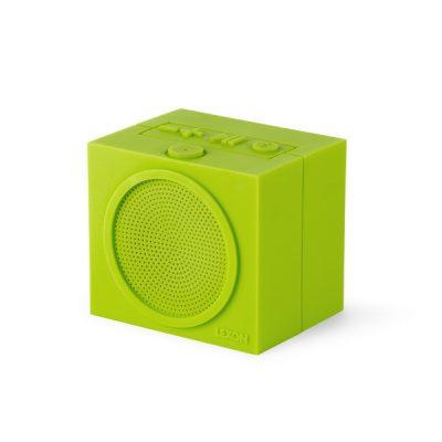 Динамик Lexon Tykho speaker, цвет лайм