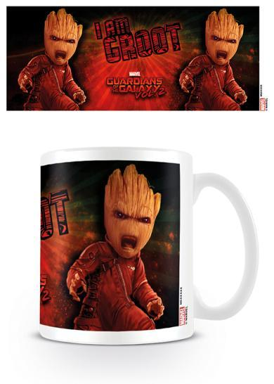 Кружка «Guardians of the Galaxy 2 (Angry Groot)»