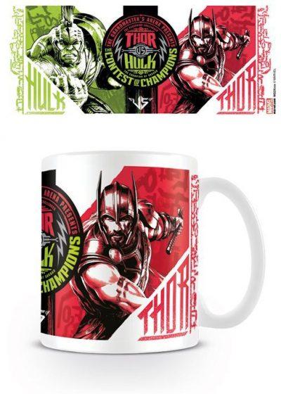 Кружка Thor Ragnarok (Contest Of Champions)