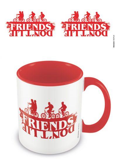 Кружка Friends Don't Lie