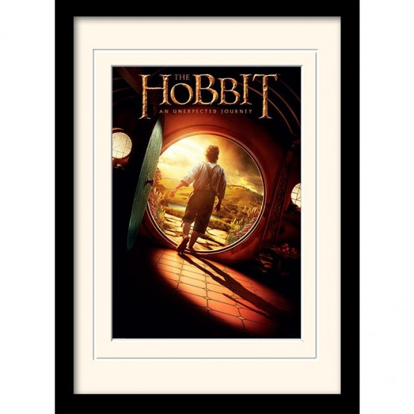 Постер в раме «The Hobbit (One Sheet)» 30 х 40 см