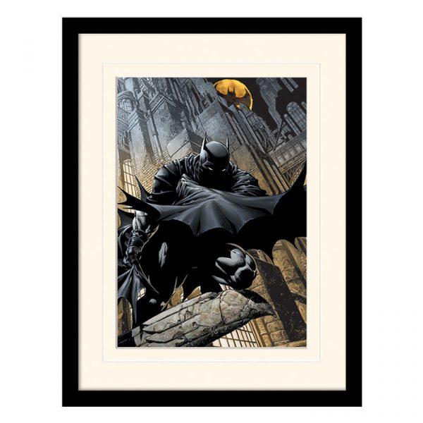 Постер в раме «Batman (Night Watch)» 30 x 40 см