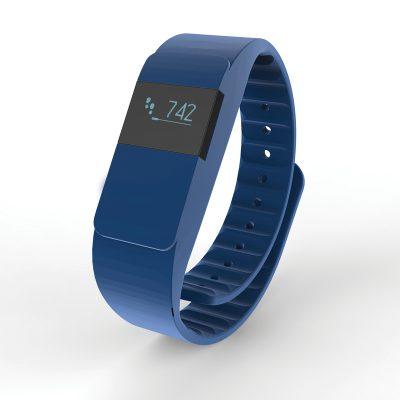 Фитнес трекер Keep fit, синий