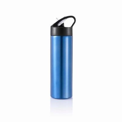 Бутылочка Спорт 450 мл синяя