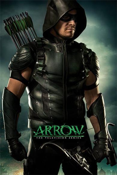 Постер Arrow (Aim Higher) 61 x 91,5 cм