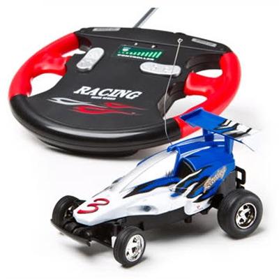 Машина на радиоуправлении «RACER», на батарейках