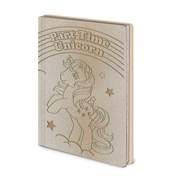 Блокнот «MY LITTLE PONY RETRO (PART TIME UNICORN) A6 PREMIUM»